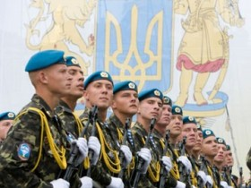 украина армия парад