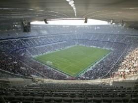 Мюнхен спорткомплекс,конец Лиги Чемпионов 2012,