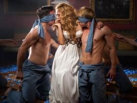 """Видео: клип """"мексиканской Мадонны"""" - Boys Fred Be Boys"""