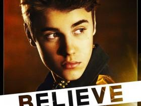 """Джастин Бибер продемонстрировал обложки альбома """"Believe"""