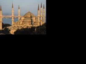 Константинополь, музей, демонстрация