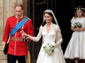 Король Уильям и Кейт Миддлтон заметили годовщину свадьбы