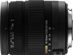 Sigma 18-50mm F2.8-4.5 DC HSM