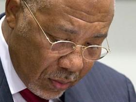Экс-президента Либерии могут обречь на 80 лет заключения