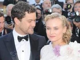 Дайан Крюгер и ее великодушный супруг