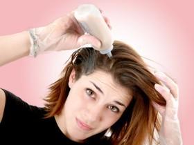Расцветка  волос в домашних условиях