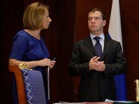 Светлана Тимакова, Медведев