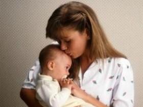 мать,малыш