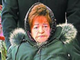 мать Барыкина