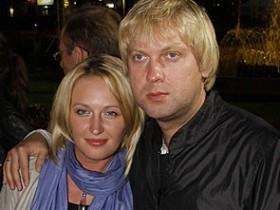 Сергей Светлаков с супругой Еленой
