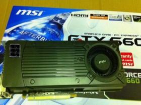 MSI GeForce GTX 660