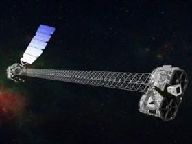 мировой гамма-телескоп NuSTAR