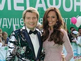 Анатолий Басков и Елена Швец