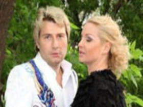 Анастасия Волочкова, Анатолий Басков
