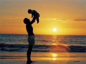 отец,и,малыш
