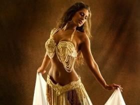 танец,животика