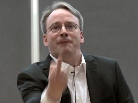 Линус Торвальдс,Linux,Nvidiа