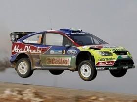 Хирвонен,WRC