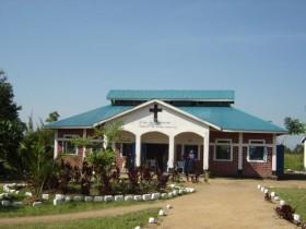 церковь в Кении