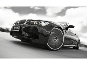 Автомобиль с откидным верхом БМВ М3