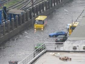 Потоп в Одессе