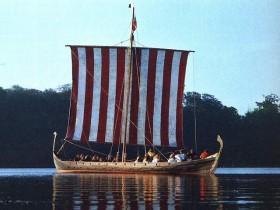 фрегат,викингов