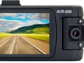 Ritmix AVR-690,видеорегистратор,