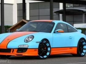"Порше 911 ""Gulf Racing"""