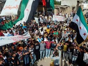 битва в Сирии