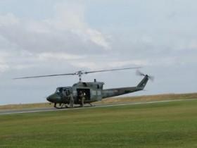военнослужащий вертолет