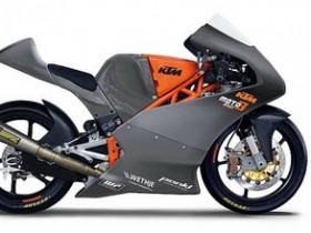 мотоцикл Moto3