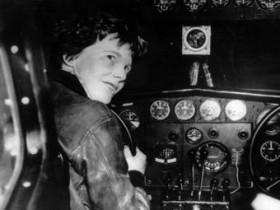 женщина-авиатор