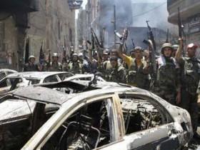 Сирийская войско