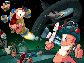 Worms,Reloaded
