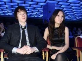 Михаил Пресняков с женой