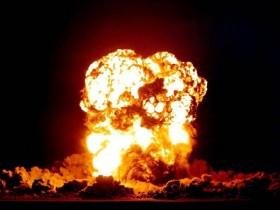 взрыв аэродрома