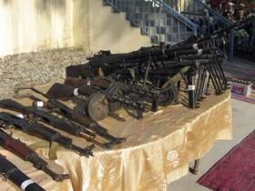 торговля ружьем