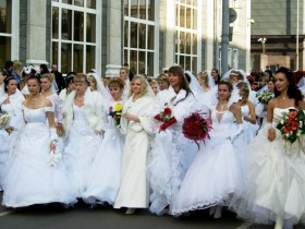 парад,невест