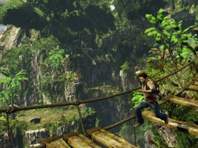 Uncharted: Golden Abyss: