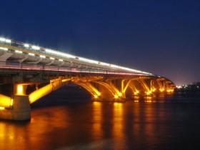 мост,метро