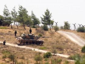 танковые,учения
