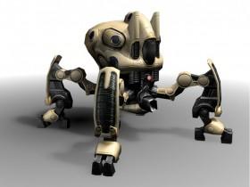 боевой,робот