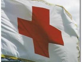 красный,крест