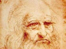 Иллюстрация кисти да Винчи