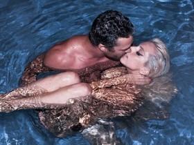Леди Гага, Тейлор Кинни