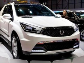 SsangYong – Nomad