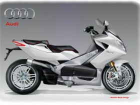 AUDI SC-1 Superscooter Concept