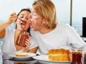 супруга, пища