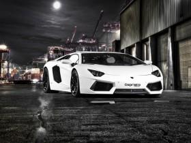 Lamborghini Aventador с