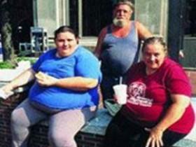 толстые,люди